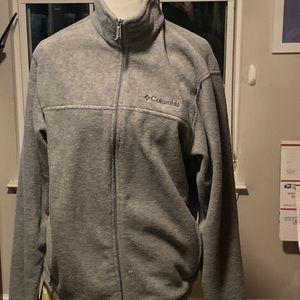 Men's Fleece Zip up Jacket NWOT